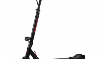 E-Motion PRO 350W con 36V doble suspensión y ruedas 8″ (REVIEW)